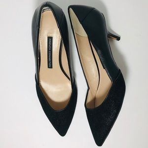 French Connection Efayla Bin Pointy Toe Heels NWOT